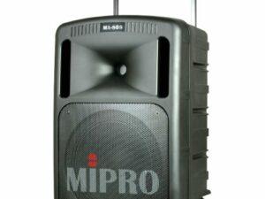Mipro MA 808 enceinte autonome sur batterie en location