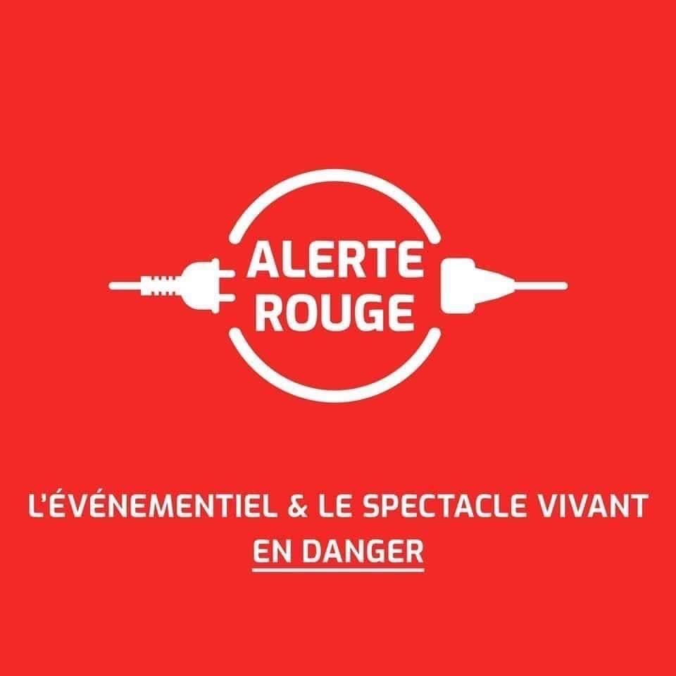 Logo alerte Rouge du SYNPASE