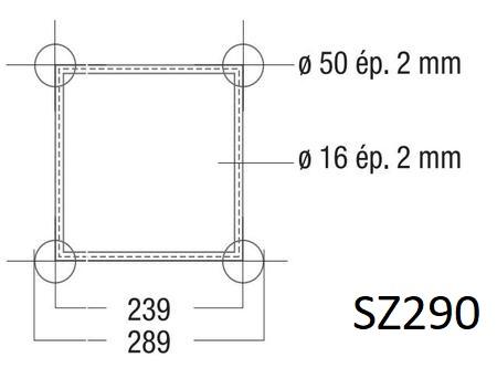 Dimensions ASD SZ290 à Saint-Brieuc et dans les Côtes d'Armor