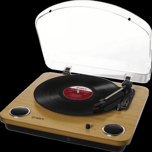 Platine vinyle Ion MAX LP WOOD en vente à Saint-Brieuc